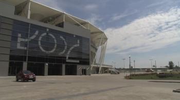 Łódź ma nowy obiekt. Uroczyste otwarcie podczas meczu z Pogonią Lwów (WIDEO)