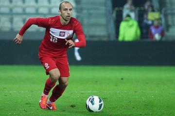 Gol Adriana Mierzejewskiego w lidze saudyjskiej