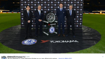 Yokohama nowym sponsorem Chelsea. Klub z Londynu zarobi 200 mln funtów (WIDEO)