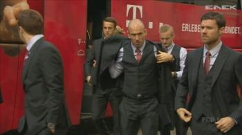 """Bayern na audiencji u papieża Franciszka. """"Wszyscy czuliśmy się wyjątkowo"""" (WIDEO)"""