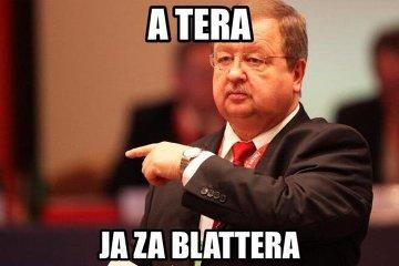 Koniec ery Blattera, Zdzisław Kręcina na prezydenta FIFA! (MEMY)
