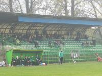 4. liga: Kibice na meczu Concordia Knurów - Ruch Radzionków [GALERIA]