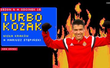 Mariusz Stępiński bohaterem najnowszego Turbokozaka (WIDEO)