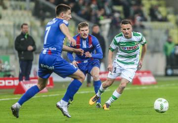 Sławomir Peszko po strzeleniu pierwszego gola dla Lechii: Nie miałem na niego ciśnienia. Gdyby było inaczej, to podszedłbym wcześniej do karnego