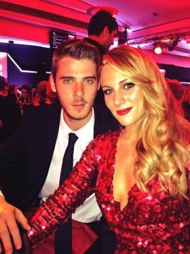 Edurne, dziewczyna De Gei, będzie reprezentować Hiszpanię na Eurowizji (ZDJĘCIA)