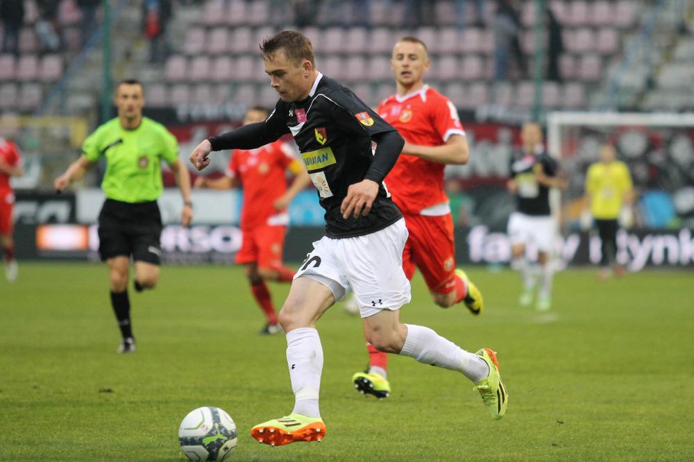 Maciej Gajos dla Ekstraklasa.net: Cieszę się, że udało nam się zrehabilitować za mecz na Cyprze