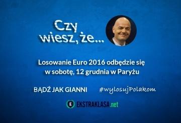 Losowanie Euro 2016 już 12 grudnia! Weź kulki i wylosuj Polakom rywali! [SYMULACJA]