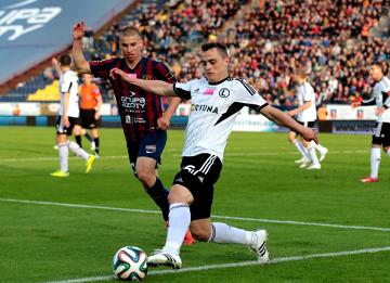 Karol Danielak wraca na pierwszoligowe boiska. Został wypożyczony do końca sezonu