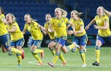 Karne wyłoniły finalistki! Młode Szwedki i Hiszpanki w finale Mistrzostw Europy U-19 (WIDEO)