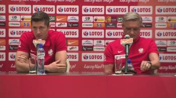 Lewandowski przed meczem z Niemcami: Grając odważnie możemy sporo zdziałać