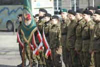 Strzelcy złożyli w Kaliszu uroczystą przysięgę