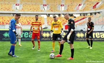 Prezentacja strojów Jagiellonii Białystok na sezon 2015/2016 (GALERIA)