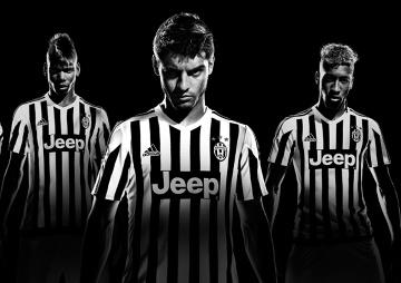 """Nowa koszulka Juventusu, """"Stara Dama"""" osiągnie w niej sukces? (GALERIA)"""