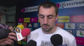 """Legia lepsza od Wisły w hicie 35. kolejki. """"Teraz presja ciąży na Lechu"""" (WIDEO)"""