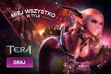 Tera. Piękna grafika 3D, wspaniałe walki czekają na Ciebie! [GRAJ ZA DARMO]