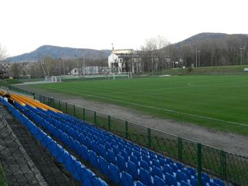 Stadion Rekordu Bielsko-Biała w obiektywie (GALERIA)