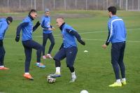 Lech trenuje przed meczem z Górnikiem