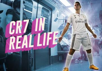 Zwykły dzień Cristiano Ronaldo - parodia brazylijskich youtuberów (WIDEO)