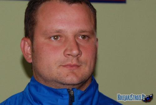 Waldemar Piątek odszedł z Kolejarza