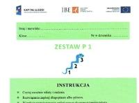 Sprawdzian trzecioklasisty OBUT 2013. Język polski P1, P2 [ARKUSZE, TEST, ZADANIA, PYTANIA]