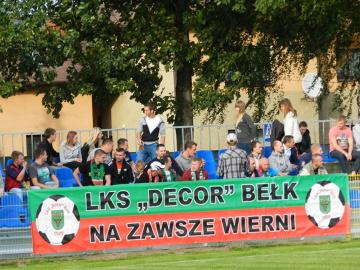 Kibice na meczu LKS Bełk - BKS Stal Bielsko-Biała 0:0 [GALERIA]