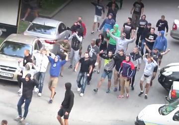 Polscy dziennikarze pobici w Kijowie. Atakowali kibole Dynama