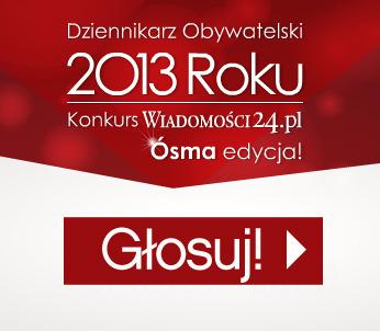 Zagłosuj w konkursie DO 2013 Roku. Uzasadnij wybór i wygraj tablet