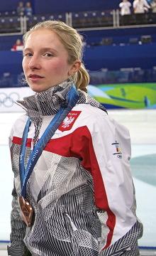 Luiza Złotkowska (łyżwiarstwo szybkie)