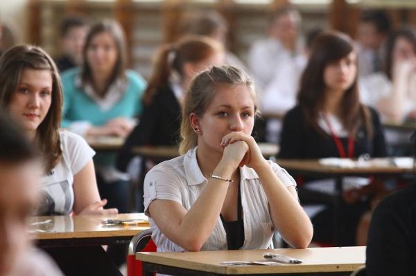 Egzamin gimnazjalny 2012 w Łodzi