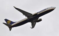 Samolot Ryanaira z Anglii nie wylądował w Świdniku
