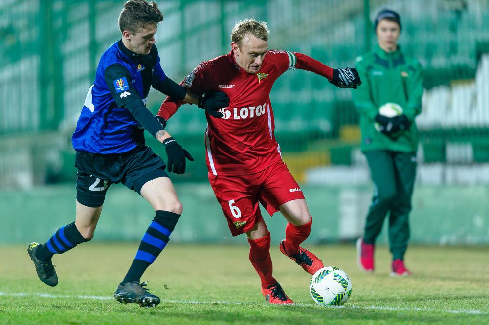 Sparing: Lechia Gdańsk - Zawisza Bydgoszcz 2:0 [GALERIA]