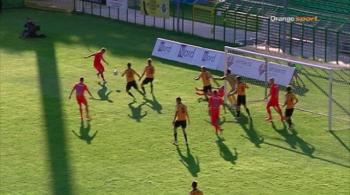 Skrót meczu GKS Katowice - Termalica Bruk-Bet Nieciecza 1:2 (WIDEO)
