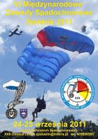 Świdnik zaprasza na zawody spadochronowe