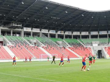 Sparing: GKS Tychy - Odra Opole 2:3 (GALERIA)