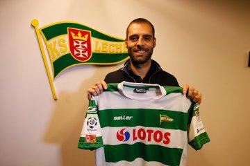 Flavio Paixao nie będzie grał w rezerwach Śląska. Portugalczyk w Lechii już wiosną