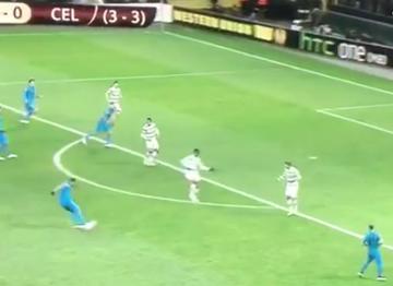 """""""Rakieta"""" Guarina w meczu Inter - Celtic! (WIDEO)"""