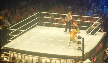 Tim Wiese zadebiutował w zawodach wrestlingowych WWE (WIDEO)