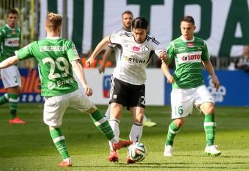 Lechia – Legia LIVE! Zagrają o wydłużenie szans