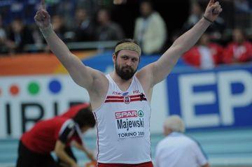 Tomasz Majewski: lekka atletyka - finał pchnięcie kulą (3 sierpnia)