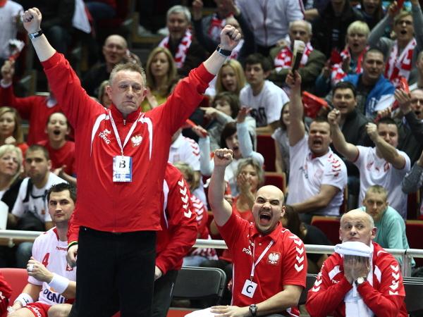 Polska zmierzy się w grupie z Francją, Rosją i Serbią