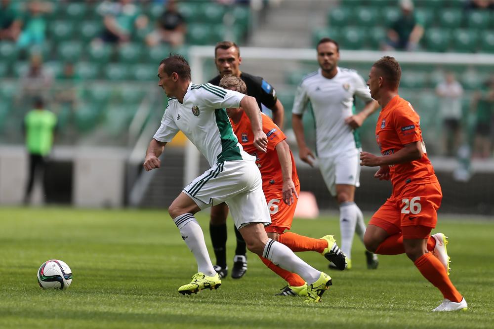 Termalica nie odczarowała stadionu w Niecieczy, ale uratowała remis ze Śląskiem [RELACJA]