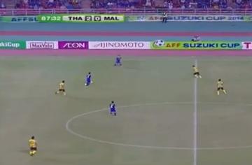 21 podań! Fenomenalna akcja Tajlandii w meczu z Malezją!  (WIDEO)
