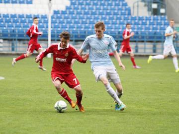 Centralna Liga Juniorów: Małe Derby Krakowa dla Wisły (ZDJĘCIA)