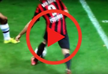 Zagranie weekendu | Ben Arfa i jego elastico przeciwko Lyonowi! [WIDEO]