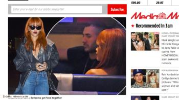 Piłkarz Realu Madryt przyłapany na kolacji z Rihanną (WIDEO)