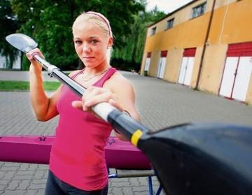 Marta Walczykiewicz to jedna z naszych nadziei na medal olimpijski w Londynie. (11 sierpnia)