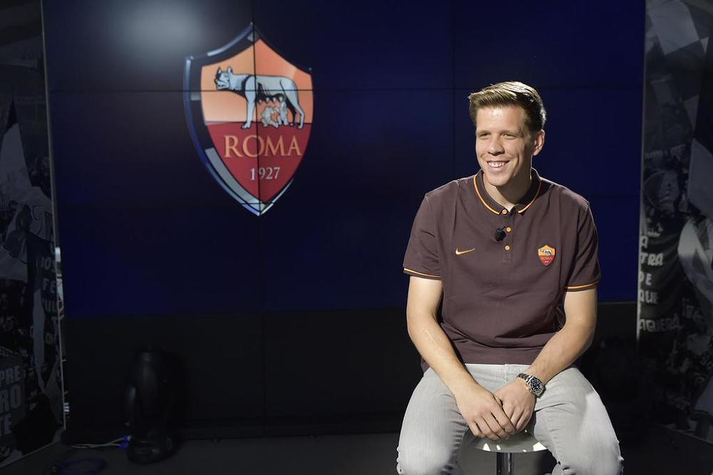 Oficjalnie: Wojciech Szczęsny wypożyczony z Arsenalu do AS Roma