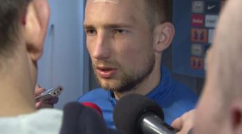 Pawłowski: Cieszę się, że przez kolejny rok będę grał w Lechu (WIDEO)
