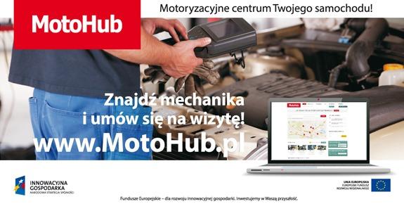 moto hub