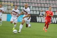Skrót meczu GKS Tychy - Miedź Legnica 2:1 (WIDEO)